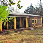 The Kersa Center - this was a building left to Kids Hope Ethiopia (Canadian Humantiarian) by another NGO that left the area.