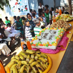 the Quarterly Birthday Party for kids at Kality Education Support Program that had birthdays in the past 3 months