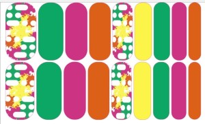 H4H Jamberry Nail set